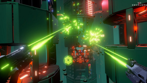VR Invaders Screenshot 10