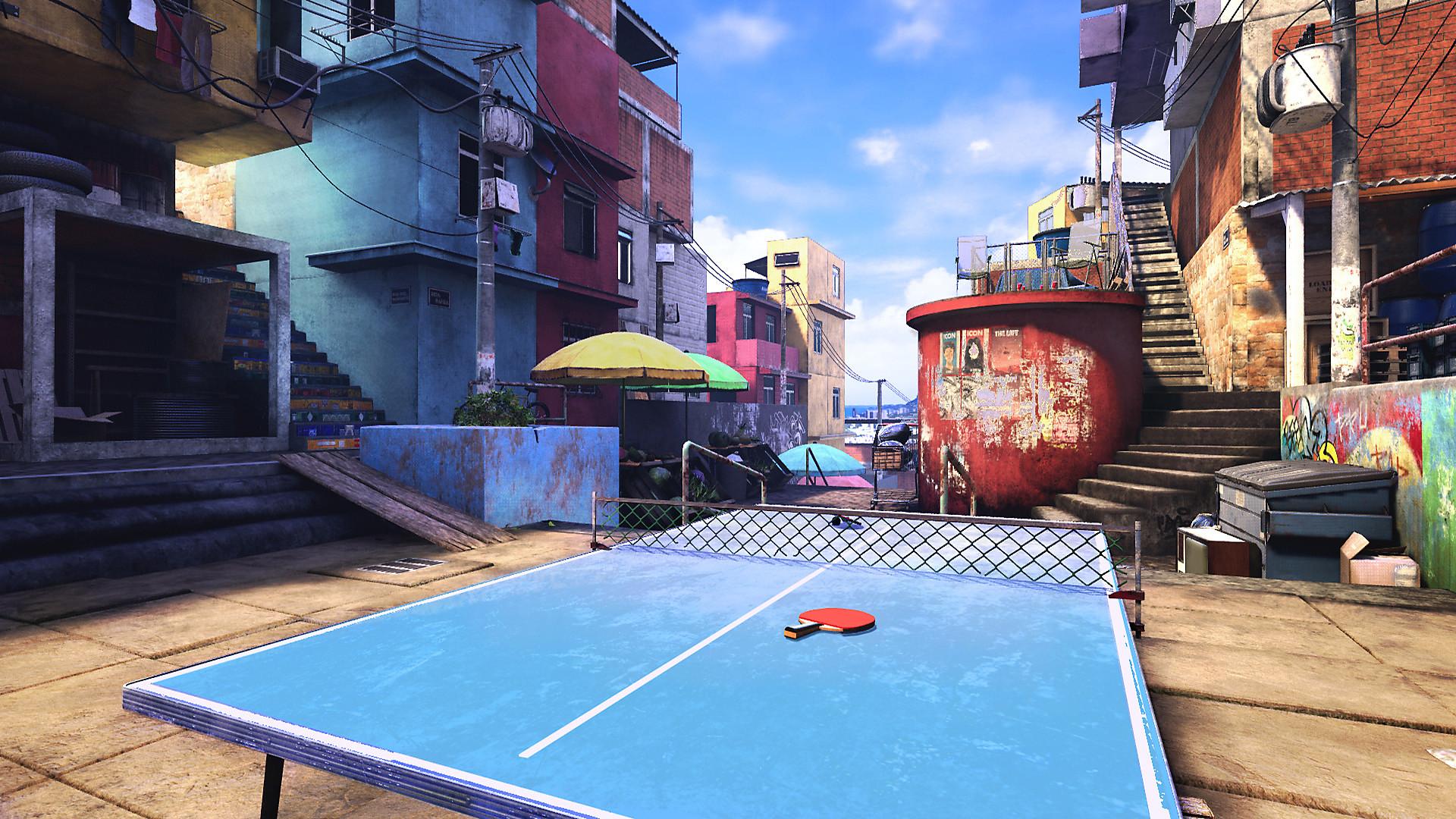 VR Ping Pong Pro - Screenshot 1