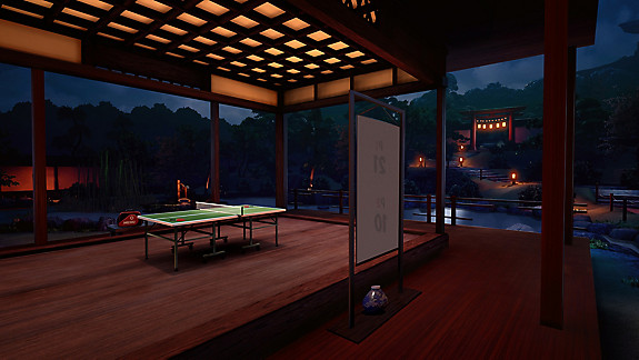 VR Ping Pong Pro - Screenshot INDEX