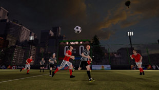 VRFC Virtual Reality Football Club Screenshot 3