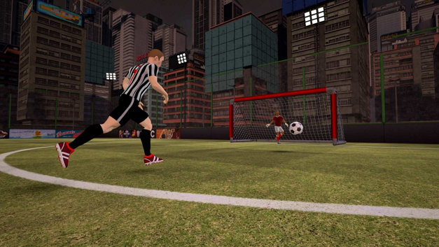 VRFC Virtual Reality Football Club Screenshot 1