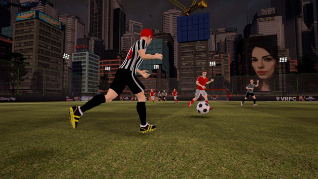 VRFC Virtual Reality Football Club Screenshot 4