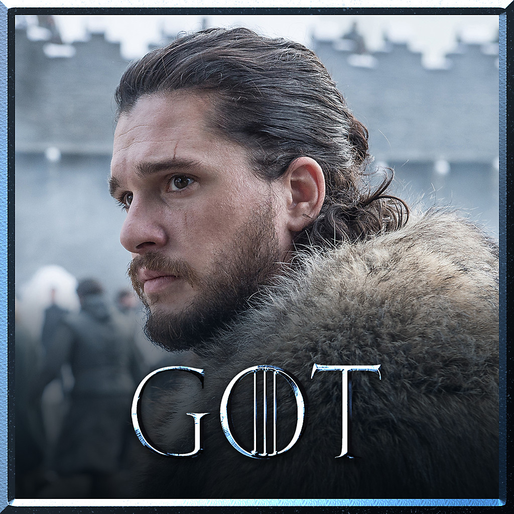 Game of Thrones Character Avatars Image
