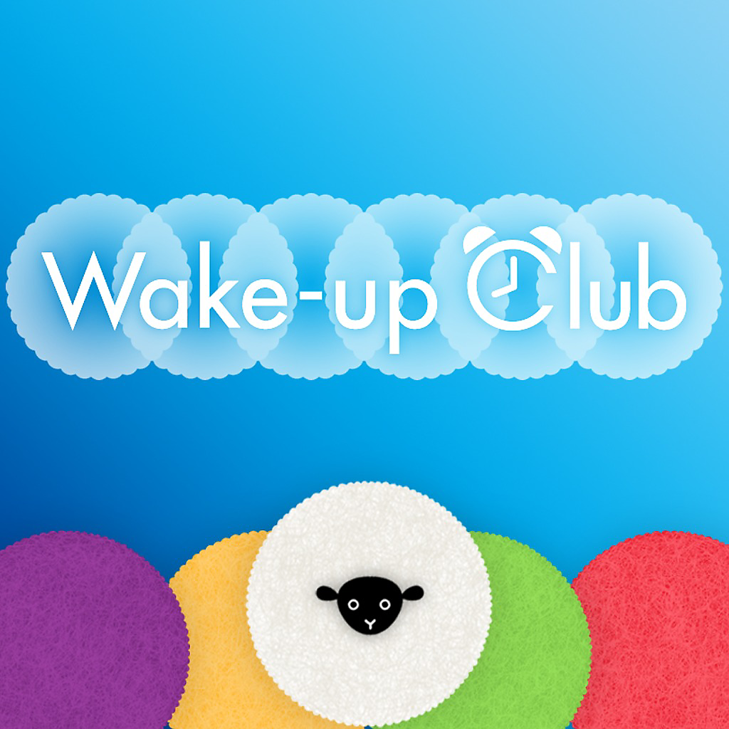 Wake-Up Club Store Art