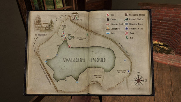 Walden, a game Screenshot 7