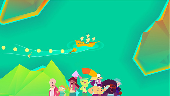 Wandersong - Screenshot INDEX
