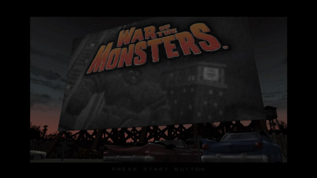 War of the Monsters Screenshot 1