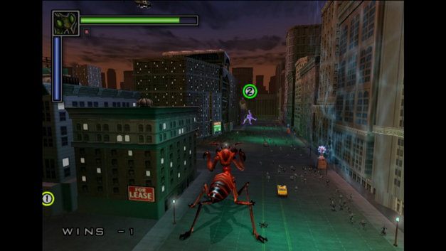 War of the Monsters Screenshot 7