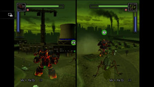 War of the Monsters Screenshot 9