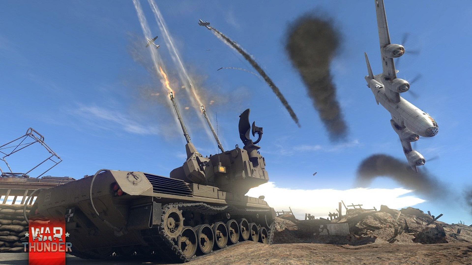 war thunder on the ps4
