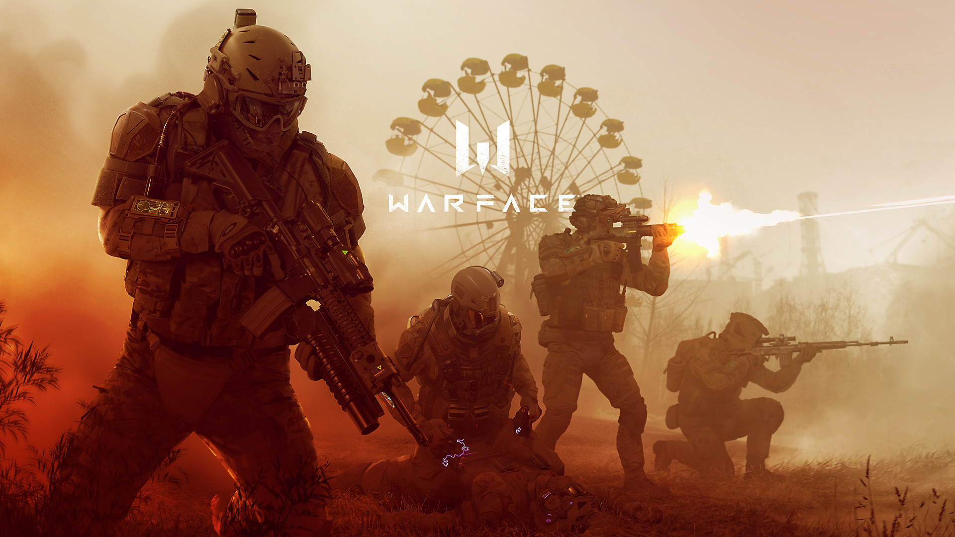 warface ps4