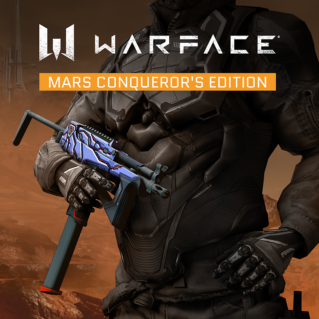 Warface - Ultimate Edition Box