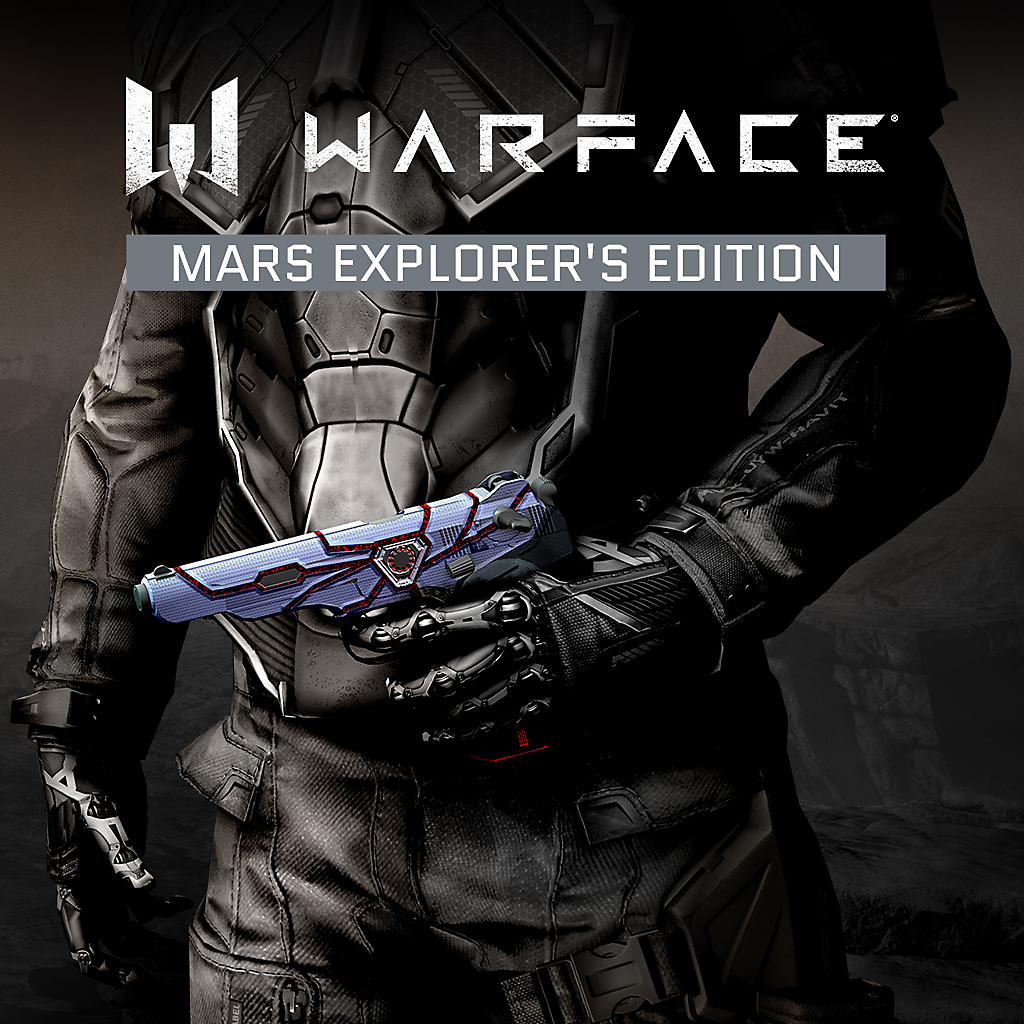 Edición Mars Explorer de Warface