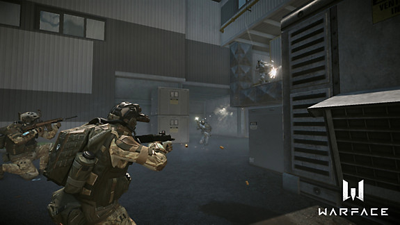 Warface - Screenshot INDEX