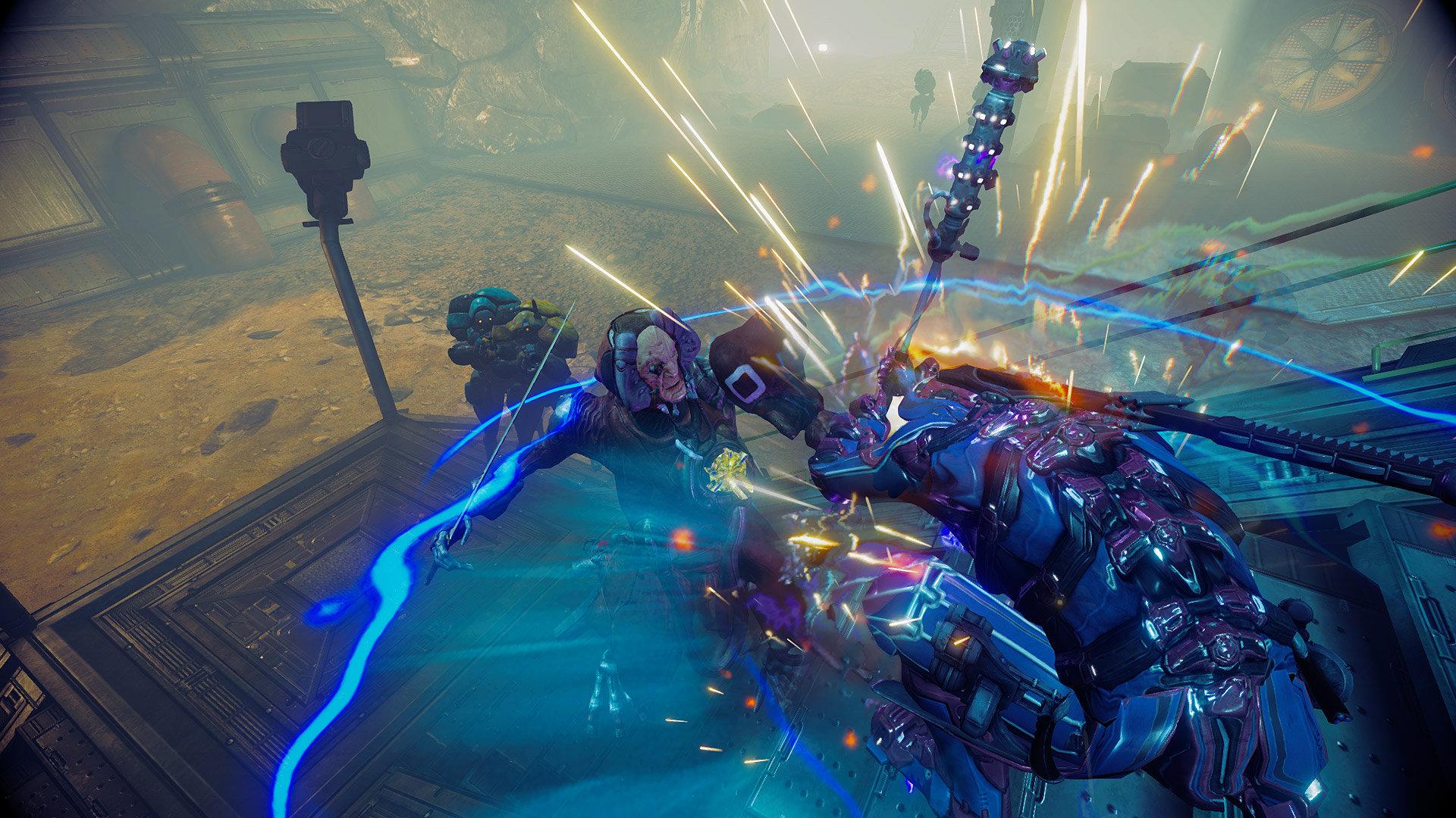 Warframe Game | PS4 - PlayStation