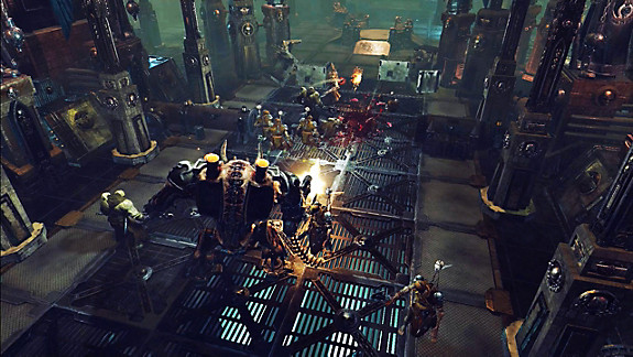 Warhammer 40,000: Inquisitor - Martyr screenshot