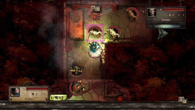 Warhammer Quest Screenshot 4