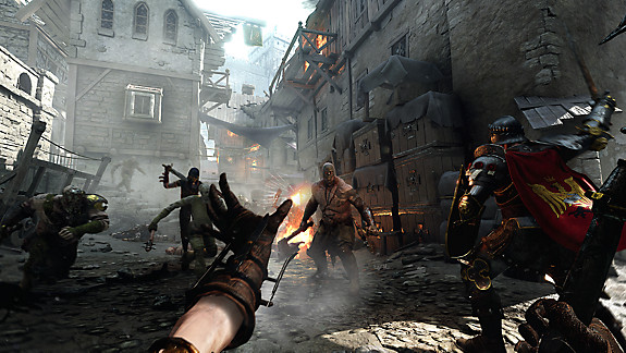 Warhammer: Vermintide 2 - Screenshot INDEX