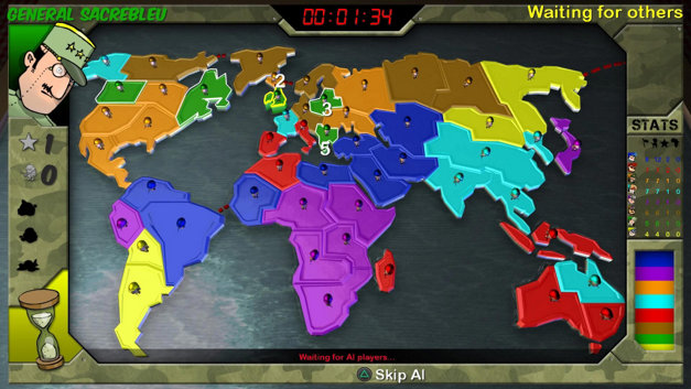 Warhedz Screenshot 10