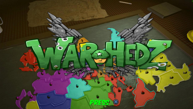 Warhedz Screenshot 1