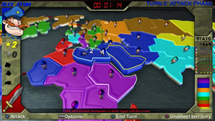 Warhedz Screenshot 3