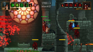 Warlocks vs Shadows Screenshot 3