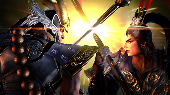 WARRIORS OROCHI 4 screenshot