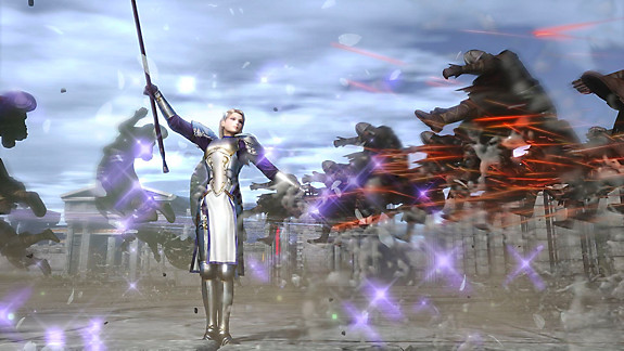 WARRIORS OROCHI 4 Ultimate - Screenshot INDEX