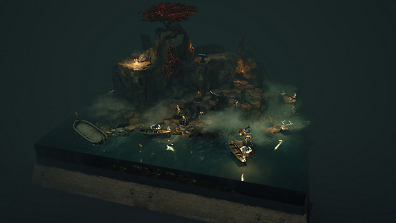 WARTILE - Screenshot INDEX