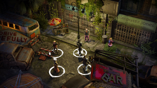 Wasteland 2: Director's Cut Screenshot 4