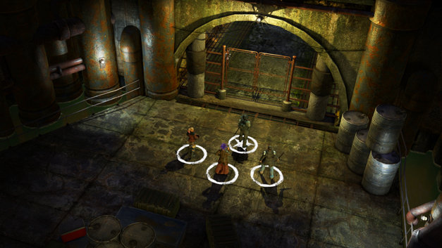 Wasteland 2: Director's Cut Screenshot 7