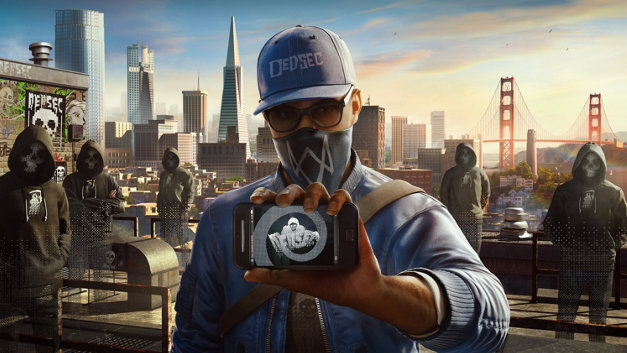 Watch_Dogs® 2 Screenshot 1