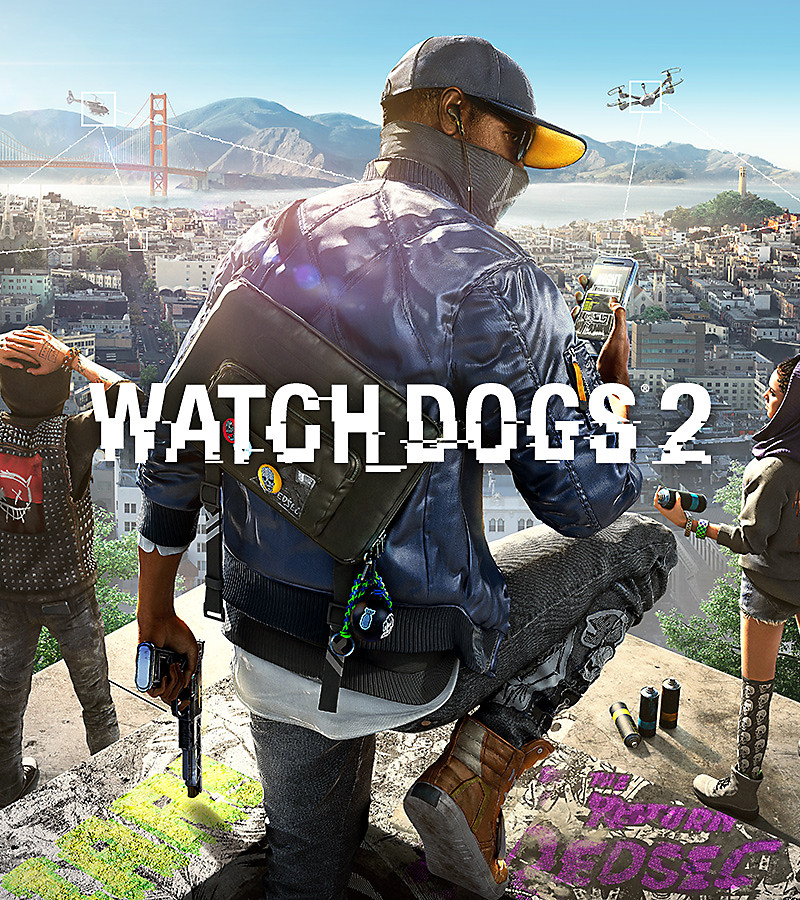 Watch Dogs 2 - PS4 Pro