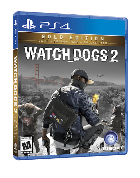 Watch_Dogs® 2 Game | PS4 - PlayStation Watch Dogs Ps4 Box Art