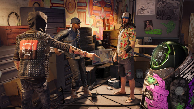 Watch_Dogs® 2 Screenshot 4