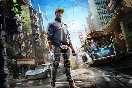 Watch Dogs  Drone