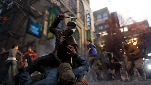 WATCH_DOGS  Screenshot 16