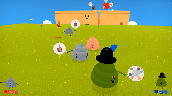 Wattam - Screenshot INDEX