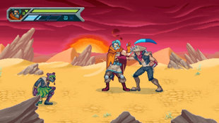 Way of the Passive Fist Screenshot 8