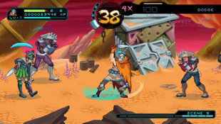 Way of the Passive Fist Screenshot 5