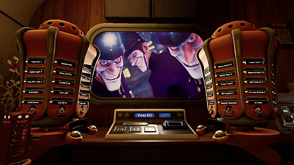 We Happy Few: Uncle Jack Live VR screenshot