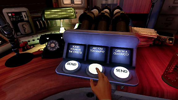 We Happy Few: Uncle Jack Live VR - Screenshot INDEX