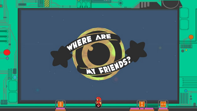 Where Are My Friends? Screenshot 7