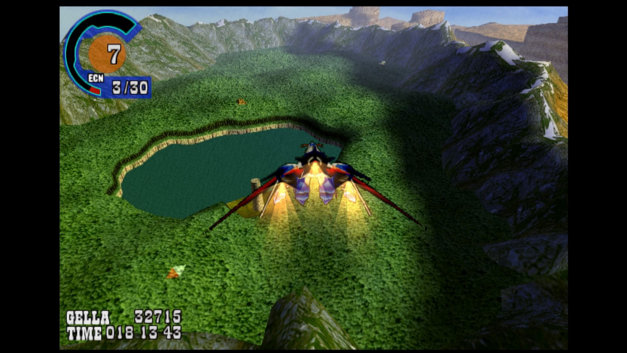 Wild Arms™ 3 Screenshot 1
