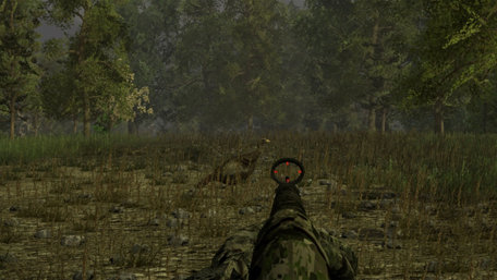 Wild Turkey Hunter Trailer Screenshot
