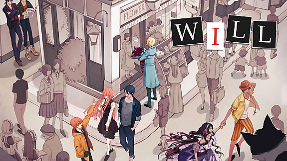 WILL: A Wonderful World - Screenshot INDEX