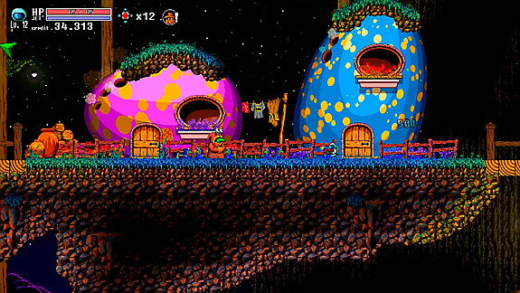 Willy Jetman: Astromonkey's Revenge - Screenshot INDEX