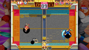 Windjammers Screenshot 2
