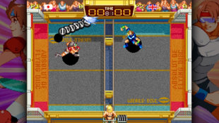 Windjammers Screenshot 3