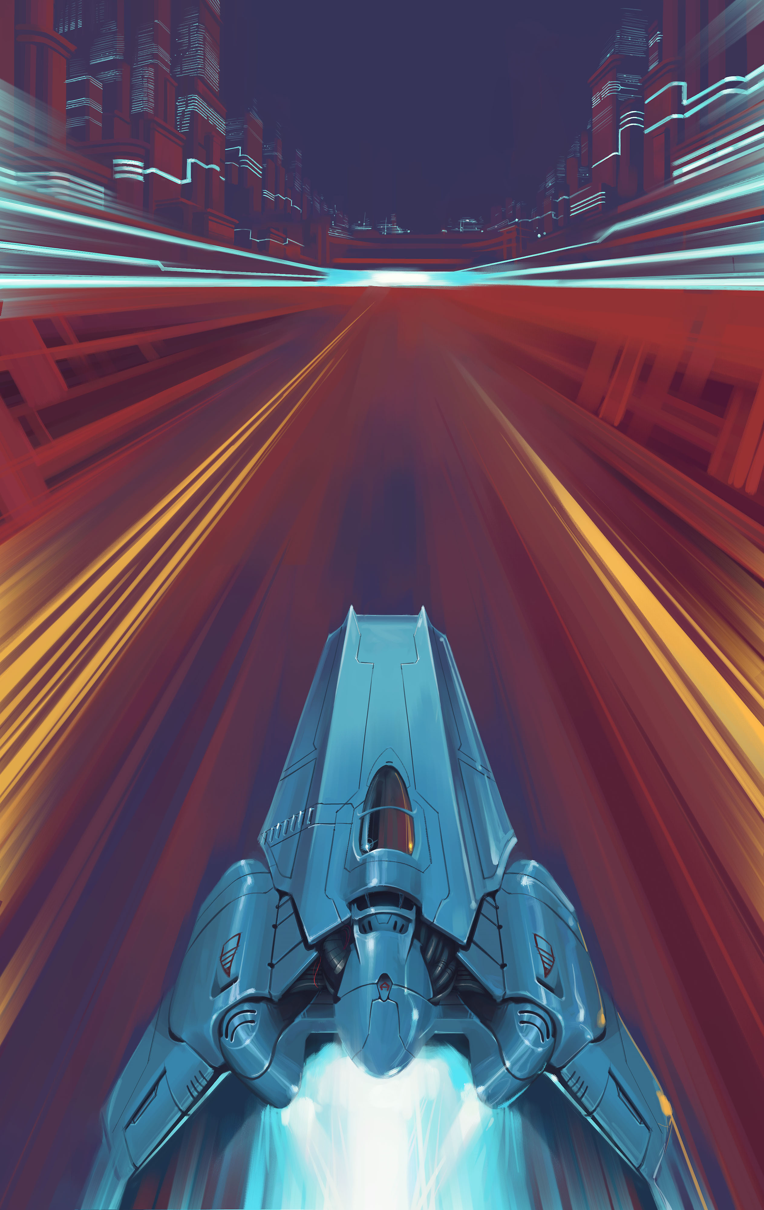 WipEout Omega Collection Wallpaper 9